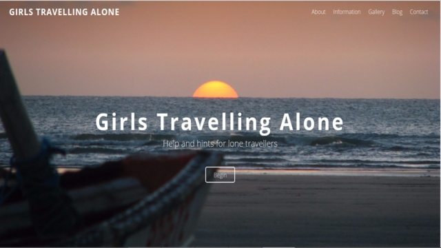 Screenshot - Girls Travelling Alone